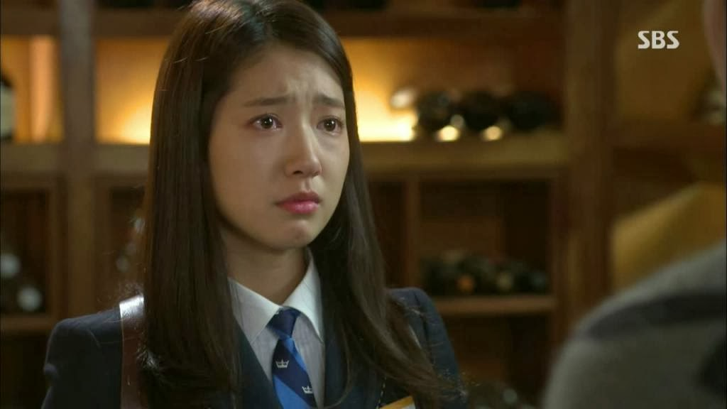 Park Shin Hye Heirs Ha...