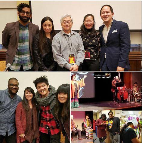 Coverage of THE PHILADELPHIA ASIAN  AMERICAN FILM FESTIVAL 2017