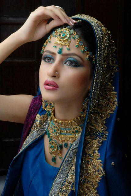 Sajal Ali Bridal Jewellery Collection 2012-2013
