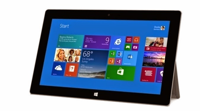 Tablet Surface 2