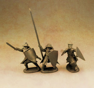 Fireforge Games Teutonic Infantry, Sergeants command