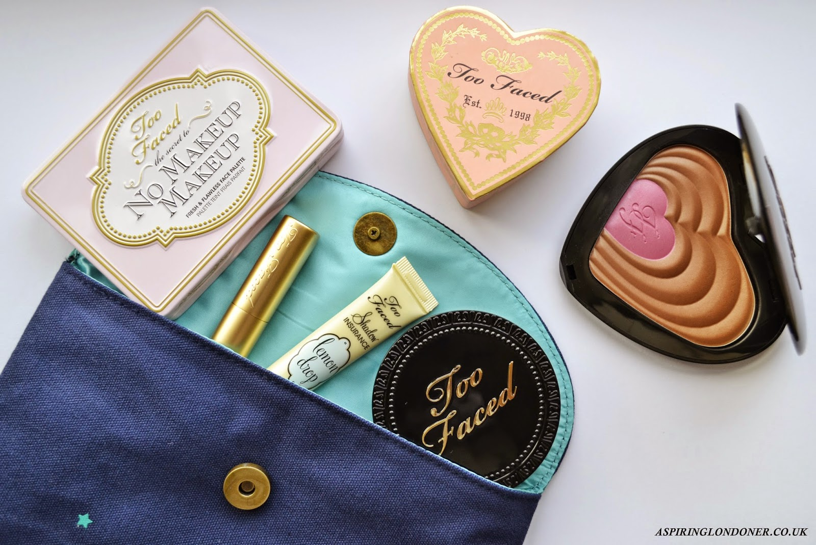 Best Of Too Faced Cosmetics Makeup Review - Aspiring Londoner