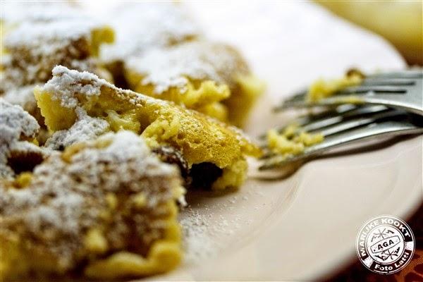 Kaiserschmarrn - Oostenrijkse pannenkoek