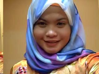 Webcam Baju Kurung Nakal melayu bogel.com