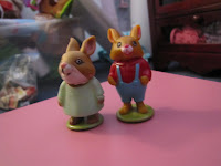 Richard Scarry Puzzletown Figures