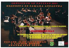 CONCIERTO NAVIDAD 2013