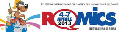 Romics 2013