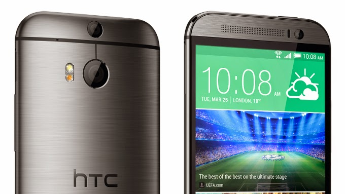 Come creare una playlist su HTC One M9