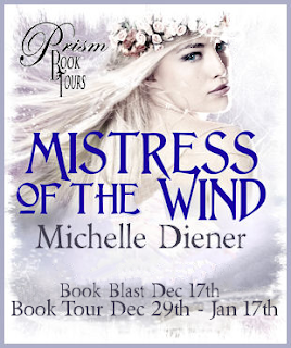 Mistress of the Wind by Michelle Diener Tour and Blast