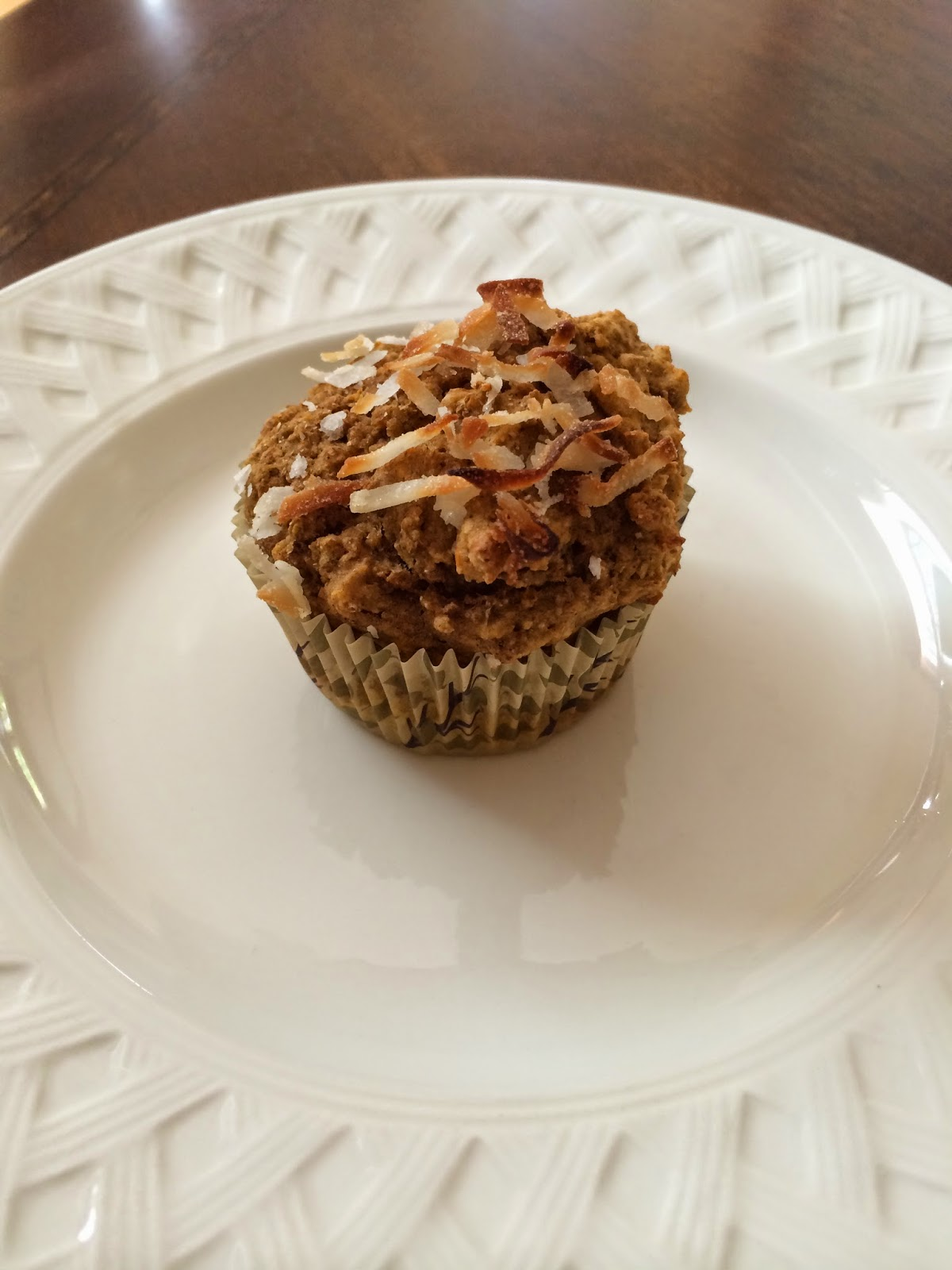 Pumpkin Bran Muffin Recipe
