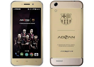 Advan i5A, Smartphone 4G LTE yang Berkelas