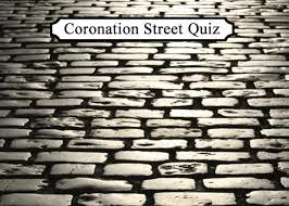 Play our Corrie Quiz