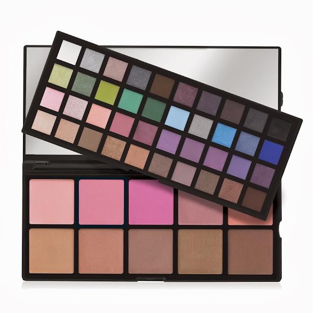 ELF e.l.f. Studio 50 Piece Makeup Artist Palette
