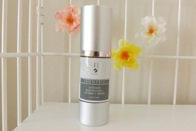 Skincare Routine | Kleem Organics Vitamin C Serum