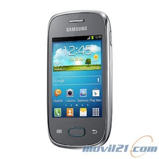 Galaxy Pocket Neo Gris