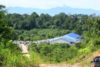 Rumah panjang Bang Taong brunei