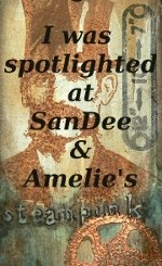 I was spotlighted at SanDee & Amelies