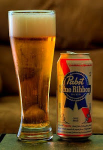The $3.00 PBR ... PABST BLUE RIBBON BEER