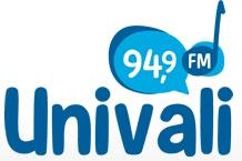 Rádio Univali Educativa FM da Cidade de Itajaí ao vivo