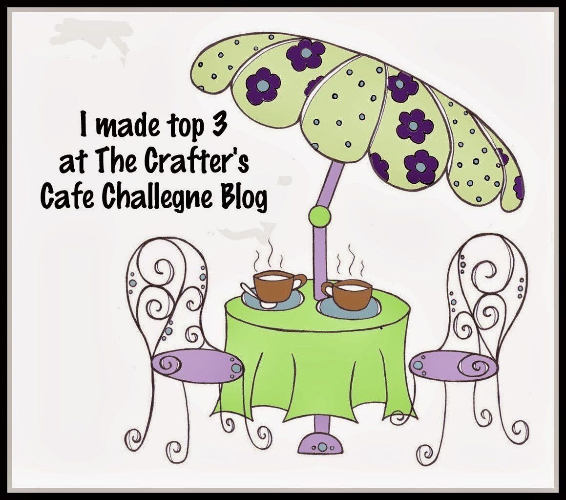 The Crafter's Cafe Challenge