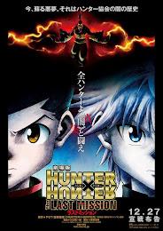 Phim Thợ Săn Tí Hon: Nhiệm Vụ Cuối Cùng - Gekijouban Hunter X Hunter: The Last Mission