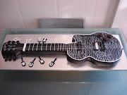 Guitarra Gibson.