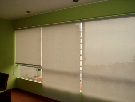 Decora el hogar decoraci n cortinas para sala - Cortinas para el sol ...
