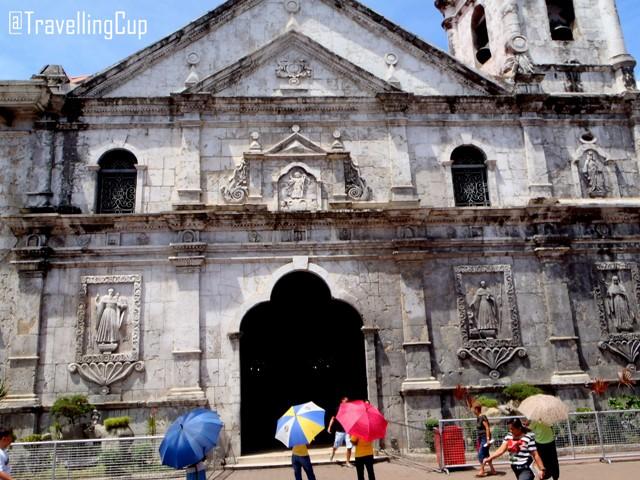 travellingcup basilica minore del sto niño
