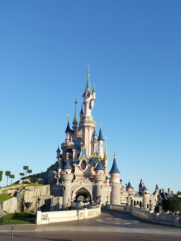 Sleeping Beauty Castle im Disneyland Paris