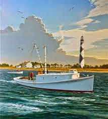 The good report the lighthouse of the lord for Harkers island fishing report