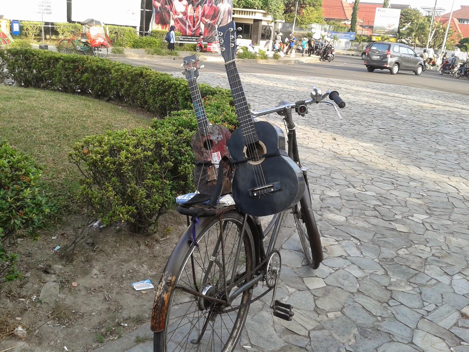 Sepeda dari Sragen