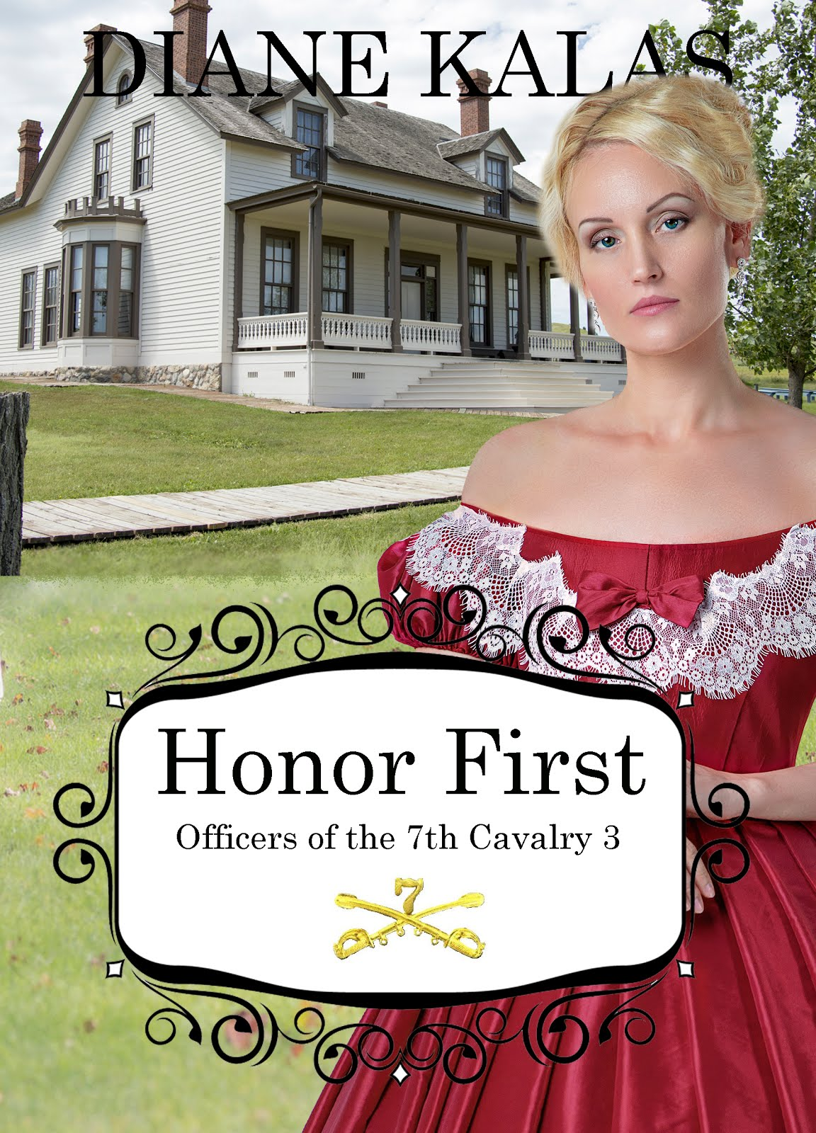 HONOR FIRST - An Inspirational Historical Romance Set in the West