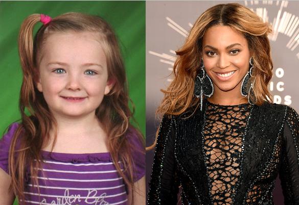 Beyoncé le envío una carta escrita a mano a niña víctima de quemaduras graves.