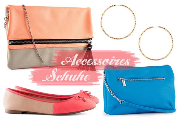 H&M Accessoires Schuhe Frühling 2013