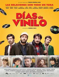 Ver Días de vinilo (2012) Online
