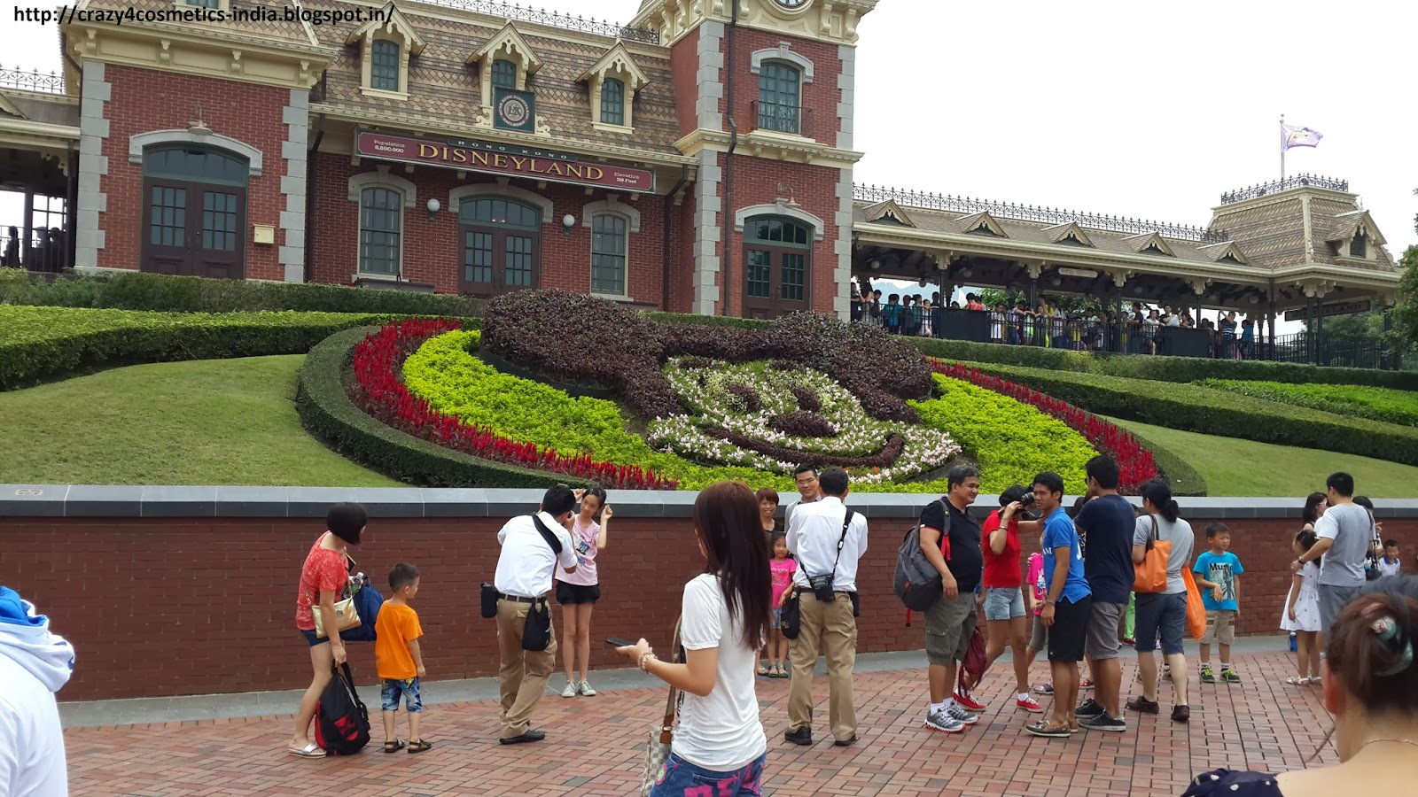 hongkong Disneyland Tour Package- Hongkong Disneyland Packages