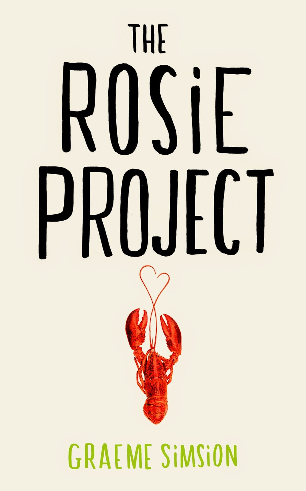 Read The Rosie Project to lift low mood