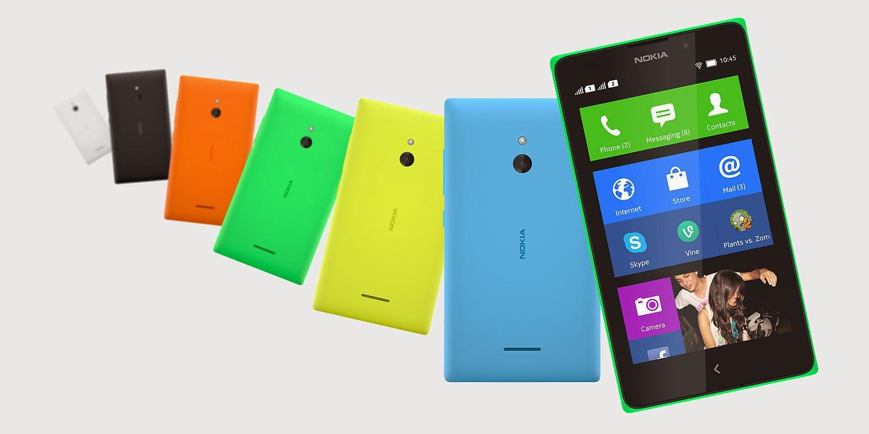 Spesifikasi Dan Harga Nokia XL