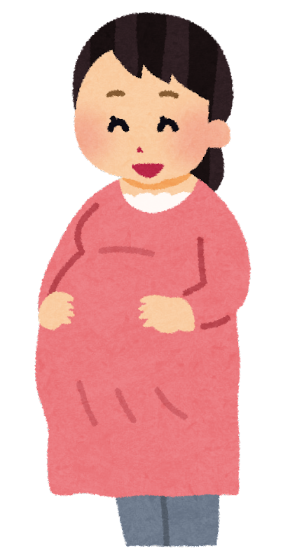 「妊婦 イラスト フリー」の画像検索結果
