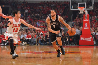 Bulls Big Comeback, Chicago Bulls, Brooklyn Nets, Nate Robinson,Deron Williams,Brook Lopez,Carlos Boozer