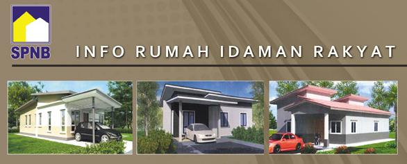 Rumah Idaman Rakyat SPNB Online