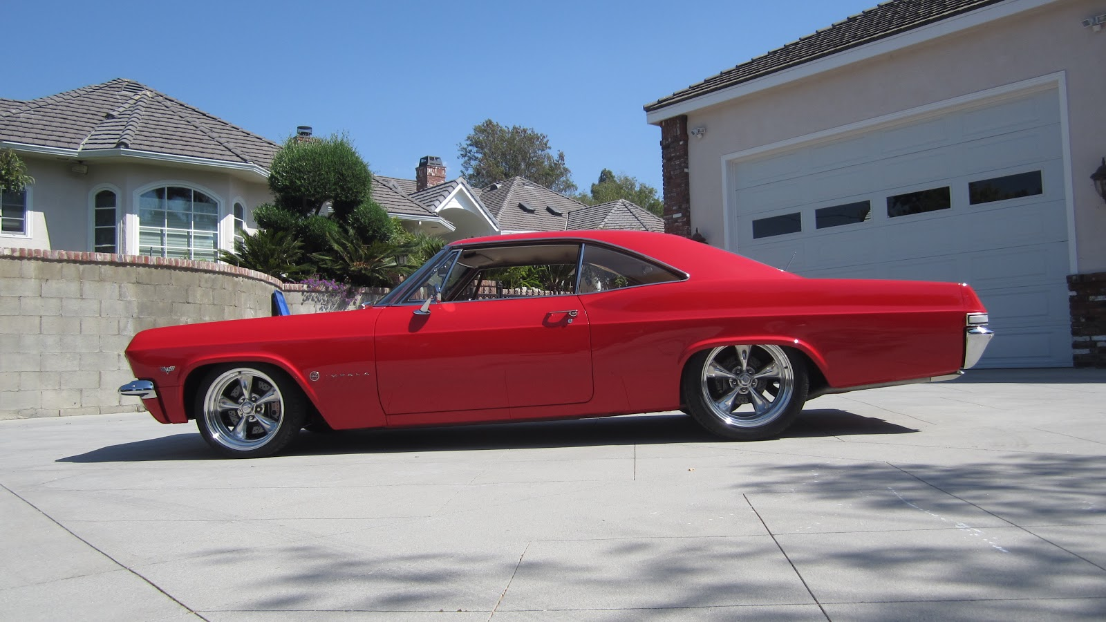 2005 Chevy Impala Transmission Covering Classic Cars : 1965 Chevy Impala from the ...