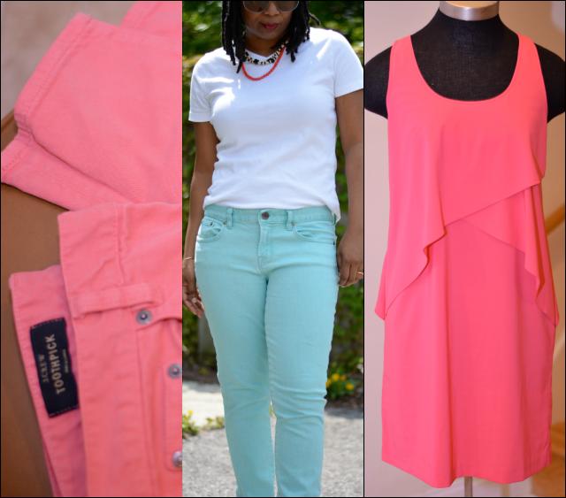 thrift haul may 2014