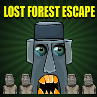 YalGames Lost Forest Esca…