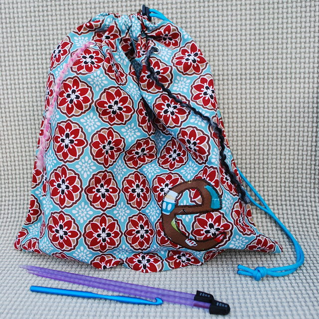 yarn bag sewing tutorial