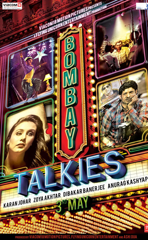 First Look Poster - Bombay Talkies