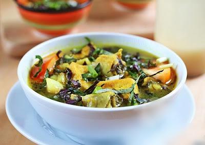 Cách làm món sườn nấu chuối đậu cực ngon 2
