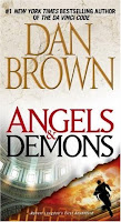 Angels and Demons Dan Brown cover