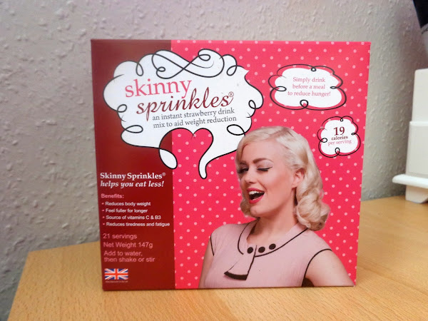 Fitness Friday: Skinny Sprinkles Review