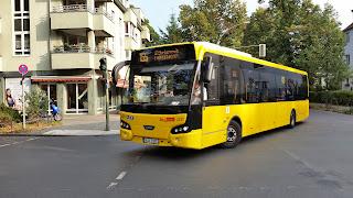 Bus: Neuer Fahrplan hängt Schüler ab Weil die Linie 167 wegfällt, müssen Kinder an einer Kreuzung umsteigen, aus Berliner Morgenpost